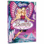 Dvd Barbie Butterfly Seminovo