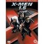 X-men 1.5 - Dvd Duplo C/ Luva Metalizada Lindíssima