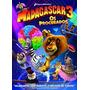 Madagascar 3 Os Procurados Dvd Infantil Dreamworks