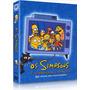Box : Os Simpsons - 4ª Temporada - 4 Dvds - Original - Raro!