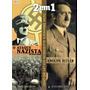 Dvd A Vida Secreta De Adolph Hitler - O Ataque Nazista Lacra