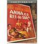Anna E O Rei Do Sião - Irene Dunne-dvd Raro Novo Original La
