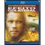 Blu-ray Efeito Colateral - Arnold Schwazenegger Lacrado