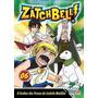 Dvd Zatch Bell Vol.6 O Senhor Das Trevas Do Castelo Maldito