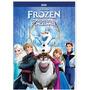Frozen - Uma Aventura Congelante Dvd Disney