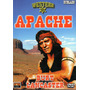 Dvd Apache - Burt Lancaster & Charles Bronson - Lacrado