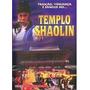 Dvd Templo Shaolin Com Shu Feng E Lam Kwong