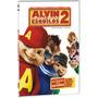 Alvin E Os Esquilos 2 (dvd)