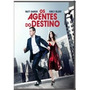 Dvd Original Do Filme Agentes Do Destino (matt Damon)