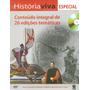 26 Revistas Em Dvd Revista História Viva Grandes Temas