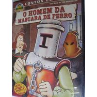 Dvd O Homem Da Mascara De Ferro