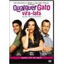 Dvd Original Do Filme Qualquer Gato Vira-lata