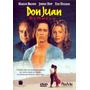 Don Juan De Marco - Dvd - Marlon Brando - Johnny Depp