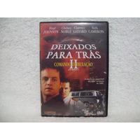 Dvd Original Deixados Para Trás 2- Comando Tribulação