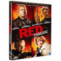 Dvd Original Do Filme Red - Aposentados E Perigosos