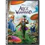 Alice No País Das Maravilhas (2010) Dvd Raro Cult Original