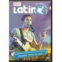 Dvd - Latino - 10 Anos Ao Vivo - Show Musical Nacional