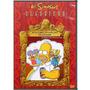 Dvd Os Simpsons - A Última Tentação De Homer Novo
