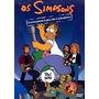 Dvd Os Simpsons - Passagem Para Os Camarins Novo
