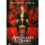 Dvd Advogado Do Diabo (lacrado), Al Pacino E Keanu Reeves