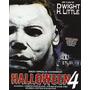 Halloween 4 - O Regresso De Michael Myers + Frete Gratis