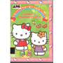 Dvd - Hello Kitty - Cuidar E Compartilhar - Desenho - Dublad