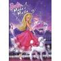 Dvd Original Do Filme Barbie - Moda E Magia