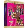 Box Coleção Shirley Temple Contos Da Literatura - 3 Dvd´s -