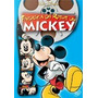 Dvd Fábrica De Risos Do Mickey Novo