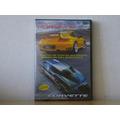 Dvd Carros, Porsche E Corvette. 2 Episódios Num Só Dvd.novo