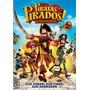 Piratas Pirados Dvd Infantil Animação Animado Desenho