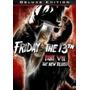 Dvd Sexta-feira 13 Parte 7 Friday The 13th Original Lacrado