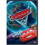 Carros 2 Dvd Disney Pixar Original Lacrado Cars Toons