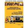 Dvd Original Do Filme Pequena Miss Sunshine