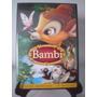 Bambi Dvd Duplo Seminovo Disney Original + 1 Vd Brinde