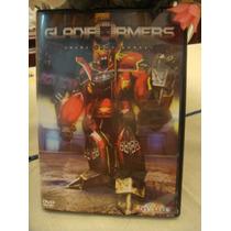 Dvd Infantil Gladiformers Filme