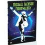Dvd Michael Jackson Moonwalker - Novo Lacrado Original