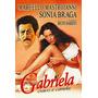 Dvd Gabriela, Cravo E Canela (frete Grátis P/ Todo Brasil)