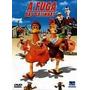 Dvd Original Do Filme A Fuga Das Galinhas