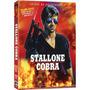 Dvd Stallone Cobra Dublado Em Portugues Dvd Raro Cult