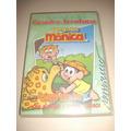 Dvd Coleção Grandes Aventuras Turma Da Monica (original).