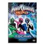 Dvd Original Do Filme Power Rangers S.p.d. - Tocaia Vol. 02