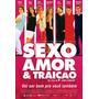 Dvd - Sexo, Amor E Traição - Murilo Benicio - Malu Mader