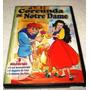 Dvd Original - O Cocunda De Notre Dame - Infantil