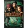 Dvd Piratas Do Caribe 2 - O Baú Da Morte ( Johnny Depp)