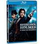 Blu-ray Sherlock Holmes : O Jogo De Sombras Lacrado