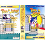 Filme Fita Vhs Cartoon Collection Tom E Jerry Especial