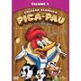 Pica-pau - Vol. 5 / Original - Semi-novo / Dvd