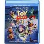 Blu-ray Toy Story 3 - Bd Duplo + Dvd - Novo E Lacrado