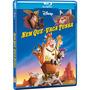 Blu-ray - Nem Que A Vaca Tussa (lacrado) Disney